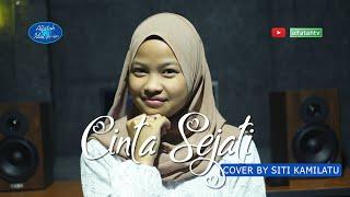 Cinta Sejati - Bunga Citra Lestari - Cover by Siti Kamilatu - Grand Final Alfatah Idol Junior 2020