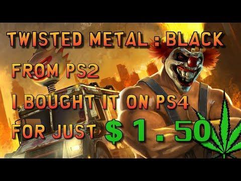 twisted-metal-black-ps4-vs-ps2-gameplay-review-walkthrough-online-💚-hiaf-👑-kingbong-420-🔥🌳💨