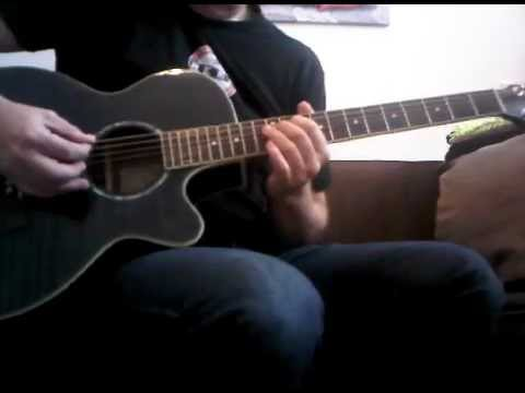 U2 Bad  Acoustic Demo