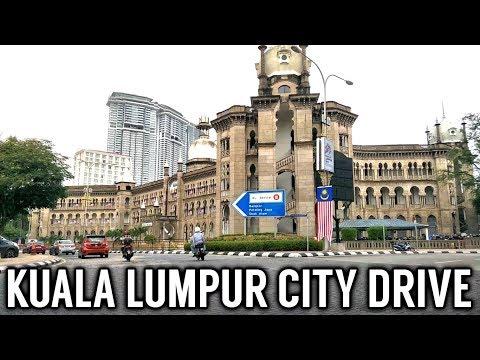 Kuala Lumpur City Drive | Malaysia