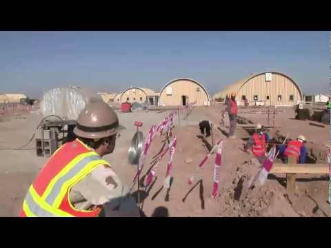 Army Corps of Engineers Afghan Construction