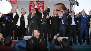 İçişleri Bakanı Süleyman Soylu Midyat Mitinginde Konuştu