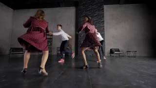 """Main Stem"" By Daniil & Maria and Egor & Anna (Lindy Hop Dance)"