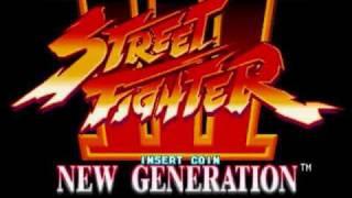 Street Fighter Iii Sean Theme