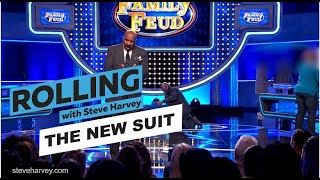 The New Suit | Rolling With Steve Harvey