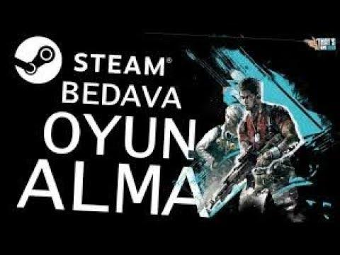 Steamda Bedava Oyun Alma Çok Basit