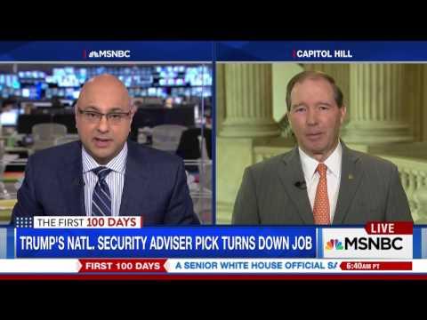 Tom Talks Trump Team Russia Ties, GOP Dismantling Methane Rule on MSNBC