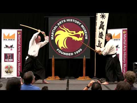 Mashuu Dojo Demonstration - Dragonfest 2017