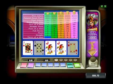 Игровой автомат FIVE JOKER POKER играть бесплатно и без регистрации онлайн