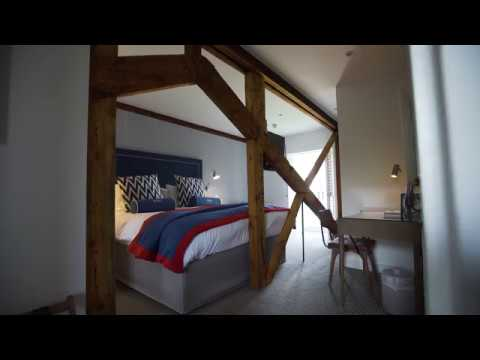 Bedrooms at St Ives Harbour Hotel