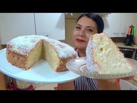 QUEQUE DE COCO Y LECHE CONDENSADA / DÍA DEL NIÑO / Silvana Cocina ❤