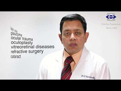 The Eye Foundation - Eye Care Hospital In South India