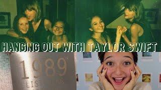 Taylor Swift 1989 NYC Secret Session: MY STORY
