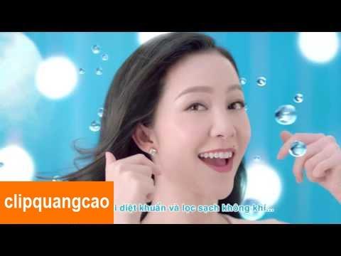 TVC Quảng cáo máy lạnh AQUA Inverter mới 2017 vui nhộn và hài hước