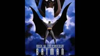 Batman Mask Of The Phantasm OST Main Title