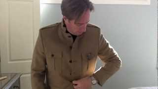 Beatles Shea Stadium Jacket Replica