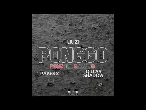 LIL ZI, QILLAS SHADOW & PABEXX - Ponggo (Lyric Video)