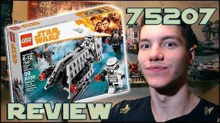 Lego Star Wars 75207 Imperial Patrol Battle Pack Review | Обзор ЛЕГО Звёздные Войны Хан Соло
