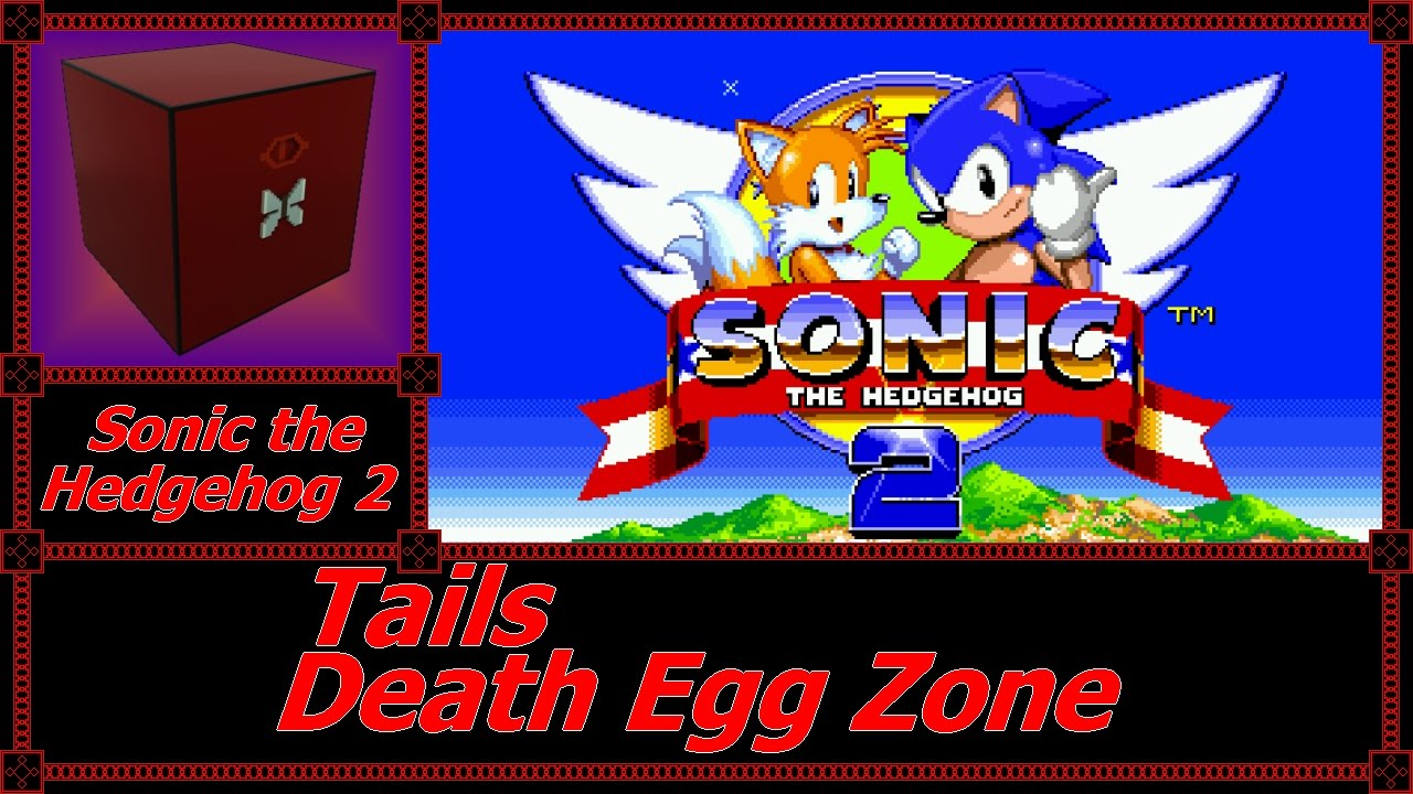 Steam Community Video Amonimus Vs Sonic The Hedgehog 2 Tails Death Egg Zone