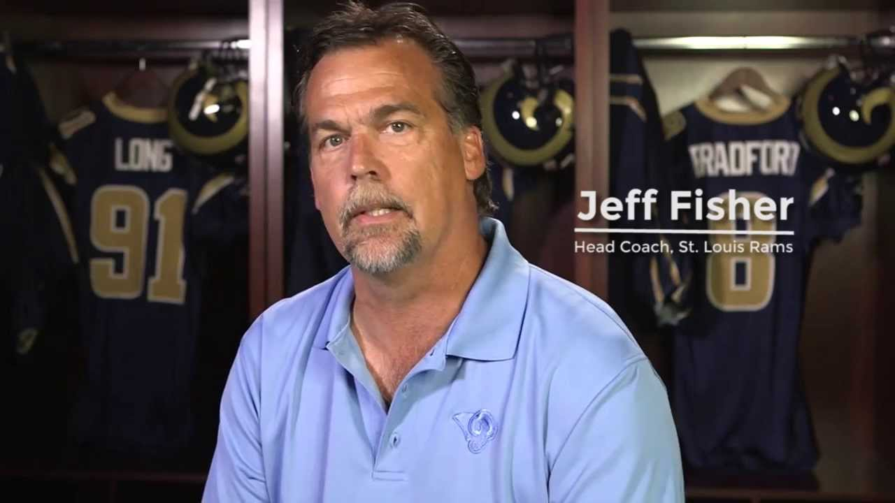 Watch: Jeff Fisher tells Rams staff he has been fired