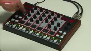 Akai Rhythm Wolf analoger Drumcomputer und Bass Synthesizer