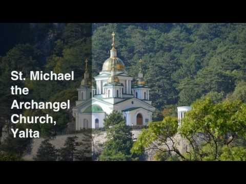 St. Michael The Archangel Church In Yalta