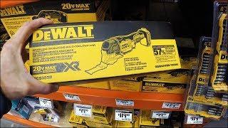 Распродажа Инструменты DeWalt Makita Milwaukee Bosch 2017 часть1