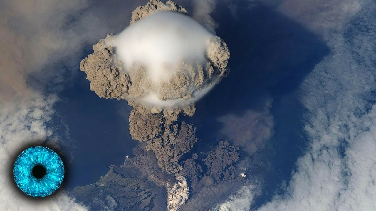 Supervulkan Ausbruch