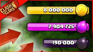 ARE YOU THIS LUCKY..? (Clash of Clans SECRET LOOTS)