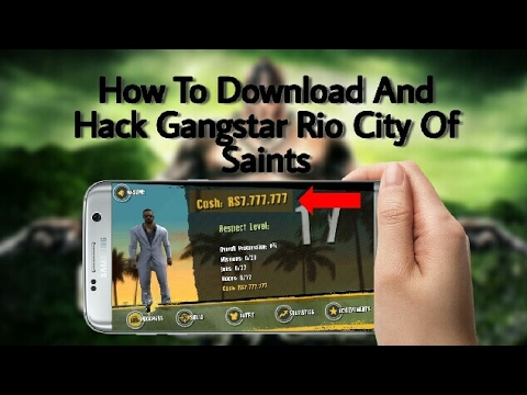 Gangstar Rio City Of Saints Unlimited Money Hack For Android [No Root]