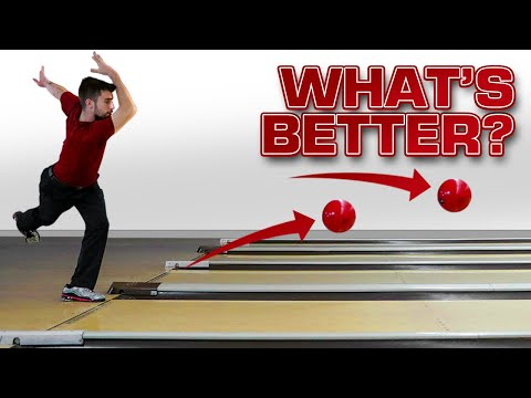 How To Loft A Bowling Ball