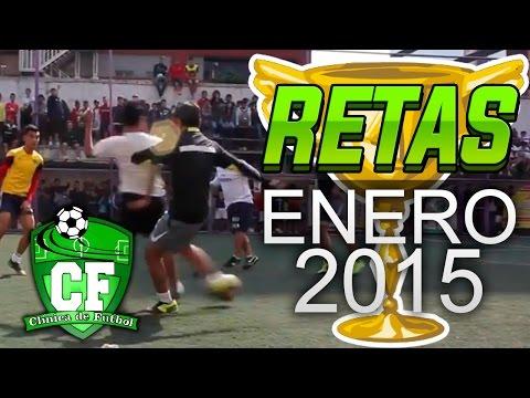CLINICA DE FUTBOL - RETAS ENERO 2015