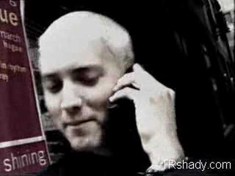 Eminem London Interview