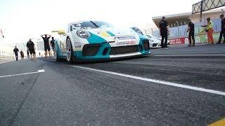 GT3 Cup Challenge - Middle East: Season 9, Round 3, Race 2 at Dubai Autodrome