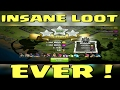 Top 5 most insane loot ever | clash of clans | viral videos | 2017