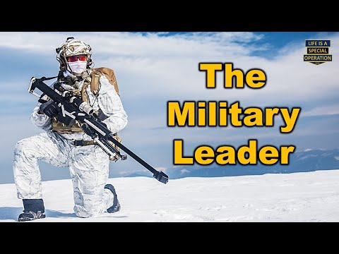What Makes A Great Military Leader