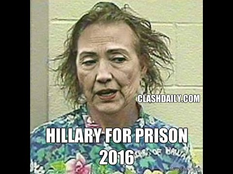 Download Youtube: HILLARY FOR PRISON 2016