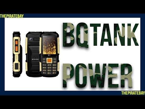 Сотовый телефон  BQ-2430 Tank Power (Отзывы в ПлеерРу)