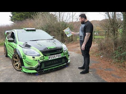 TAKING THE 671 BHP FOCUS RS SHOPPING!! | Fast Ford Cover Car ...