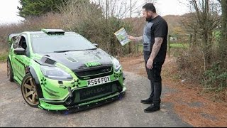 TAKING THE 671 BHP FOCUS RS SHOPPING!! | Fast Ford Cover Car December 2016 | 40K Subscriber Special