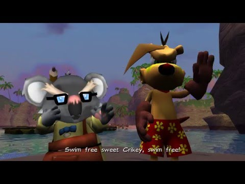 Let's Play Ty The Tasmanian Tiger (PC - Full 100%+Picture Frames) - Episode 9