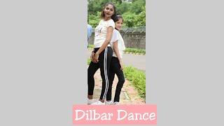   Dilbar Song      Dance      Freestyle      Diksha's Entertainment Hub  