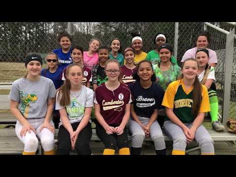 Littlefield Middle School Softball 2019