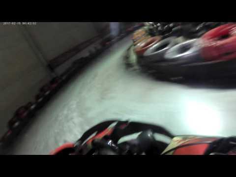 Aggressive Buccinasco Dromokart (go kart 150) 12/02/2017