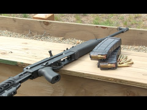 CSA VZ58 The Canadian AK-47