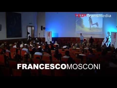 Quantify your happiness: Francesco Mosconi at TEDxTransmedia 2013