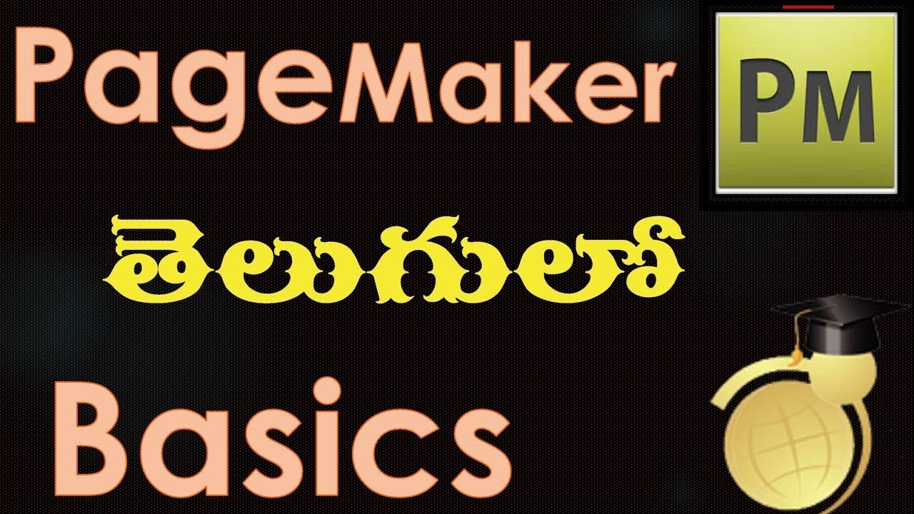 SOLVED: How to get telugu font in pagemaker 7 - Fixya