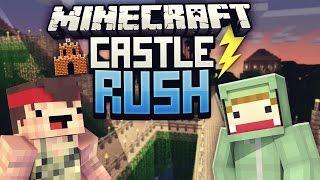 ''Unges Dschungel Des Terrors''! - Minecraft CASTLE RUSH VS Rewi #02 | ungespielt