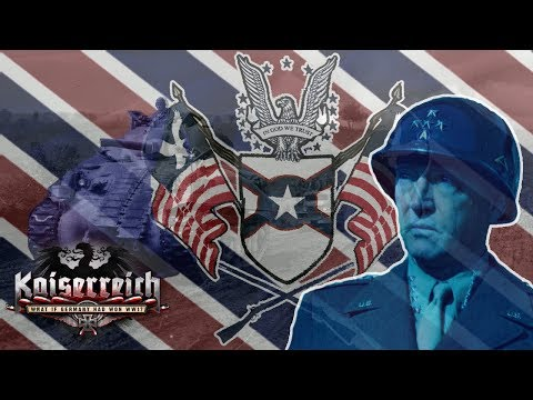 Hearts Of Iron IV - Kaiserreich | The American Union State | #1