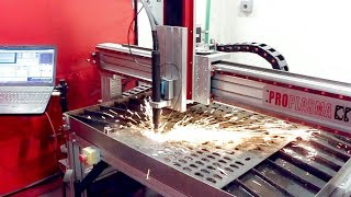 CNC Plasma Cut Magnet Levers - Marble Machine X #37